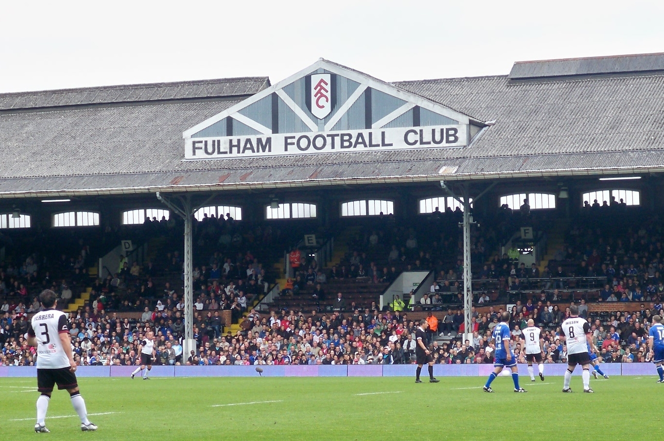 Craven Cottage, Fulham